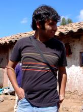 Walter Aparicio, Peru